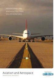 Aviation and Aerospace - Invest Victoria