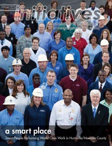 Initiatives February 2010 - Huntsville/Madison County Chamber of ...