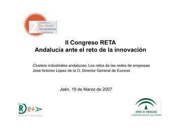 Ponencia Jose A. Lopez de la O.pdf - Congreso RETA 2007