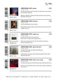 042284-bhhjce! - mv-nrw.de | Kultur | Musik