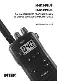 H-510PLUS H-512PLUS - CBforumas.lt
