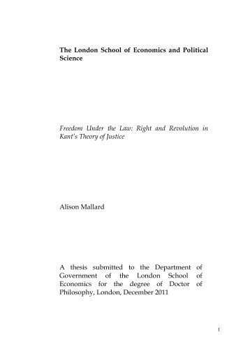 Download (1245Kb) - LSE Theses Online - London School of ...