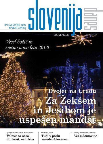 decembrska Å¡tevilka revije - Urad Vlade Republike Slovenije za ...