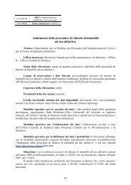 Annuario 2009 - STATISTICHE DEL DIPARTIMENTO PER LE ...
