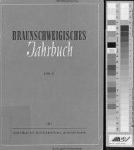 Braunschweigisches Jahrbuch 53.1972 - Digitale Bibliothek ...