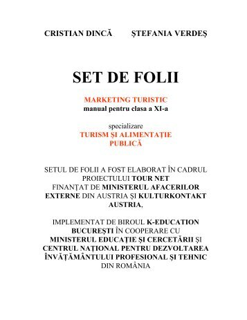SET DE FOLII - K-education
