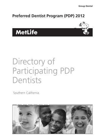 Directory of Participating PDP Dentists - Net
