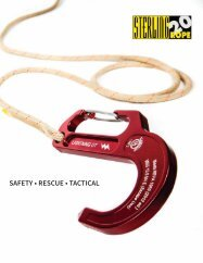 SAFETY • RESCUE • TACTICAL - Sterling Rope