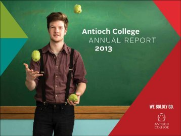 Click here to view/download the PDF version. - Antioch College