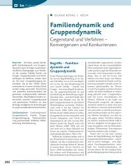 Familien - Deutsche Gesellschaft für Gruppendynamik und ...