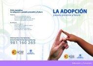 La adopción: pasado presente y futuro - Enrique Campoamor Miraved