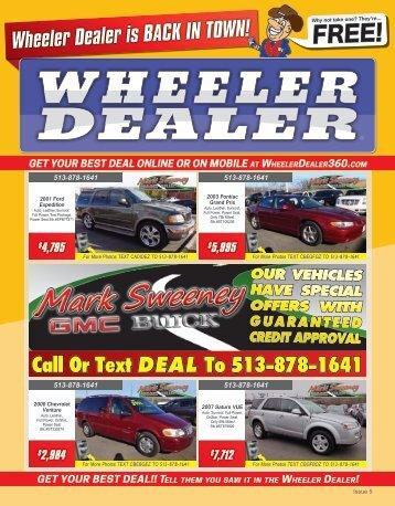 Wheeler Dealer 05-2015