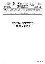 British Borneo Sketches Of Brunai Sarawak Labuan And North