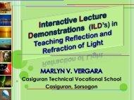 Casiguran Technical Vocational School ... - DepEd Naga City