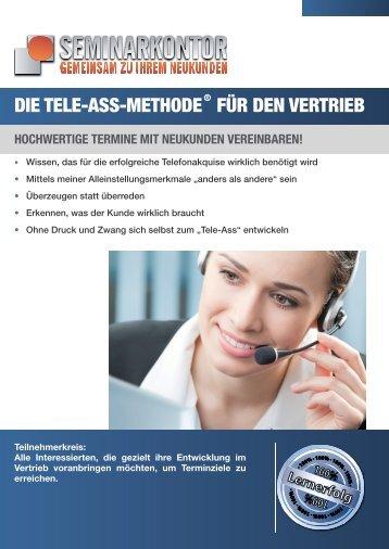 Termine mit Neukunden vereinbaren - Seminarkontor GmbH