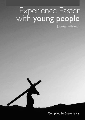 Experience Easter with young people B&W
