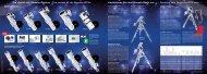 Die Vielfalt der Messier-Optiken · The variety of the ... - Unitron Italia