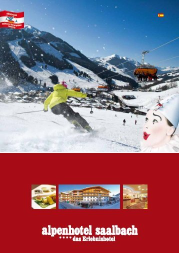 Bienvenido - Alpenhotel Saalbach