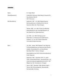 Ergänzende Unterlagen zu TOP 6 - Dresdner Factoring AG