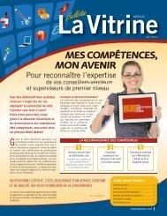 La Vitrine vol. 7, no 4 - Détail Québec