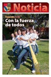 Con la fuerza de todos - Universidad Panamericana