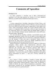 03) Le sette lettere (Ap 1-3) - Symbolon.net