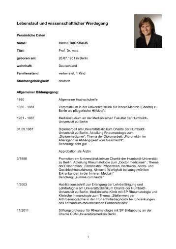 Lebenslauf Von Doktor Katamadse Nato