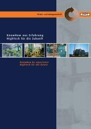KnowHow aus Erfahrung HighTech für die Zukunft - f-a-t.de