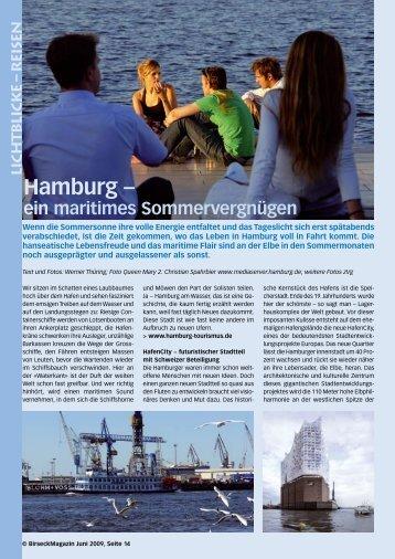 Hamburg – - Birseck Magazin