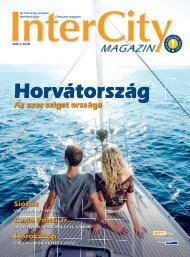 InterCity Magazin 2008/nyár