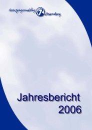 Jahresbericht 2006 - Kreisjugendring Starnberg - Landkreis Starnberg