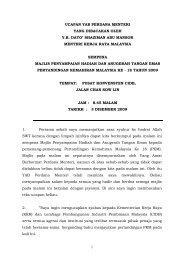 TANGAN EMAS PM.pdf - Kementerian Kerja Raya Malaysia