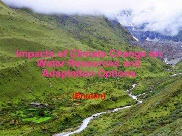 Bhutan's Water Resources