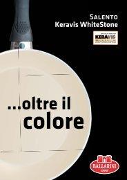 Keravis WhiteStone colore - Dall'Olio Cose di Casa