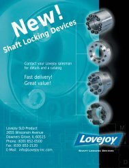 Shaft Locking Devices - Ro-quip.com