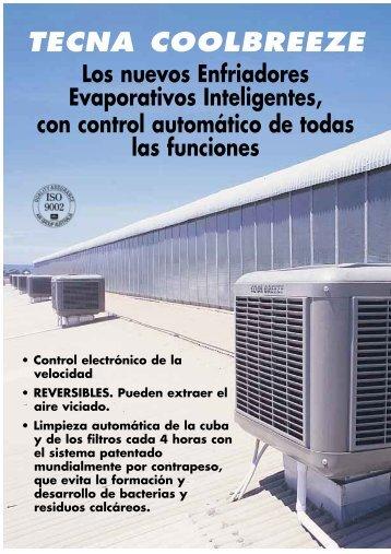 Catálogo Evaporativos - Tecna