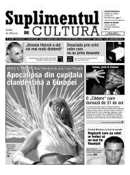 Apocalipsa din capitala clandestin\ a Europei Apocalipsa din ...