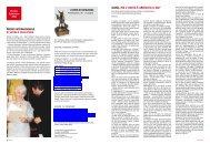 I premiati - Centro Studi Gabriele Galantara
