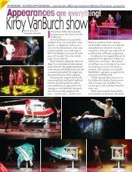 Kirby VanBurch Show - Branson Savings .Com