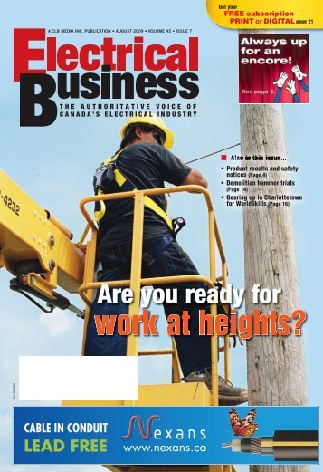 source - Electrical Business Magazine