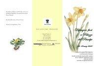 depliant bulbose di primavera - Grandi Giardini Italiani