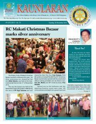 20 - Rotary Club of Makati
