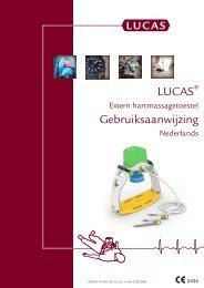 LUCAS Gebruiksaanwijzing - Lucas CPR