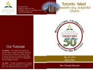Bulletin Sabbath May 18, 2013.pdf - Toronto West Seventh Day ...