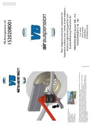 VB-Airsuspension ref. - Topdrivesystem.it