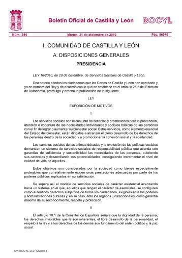 BOCYL n.º 244 Martes, 21-diciembre-2010 - Diputación de Valladolid