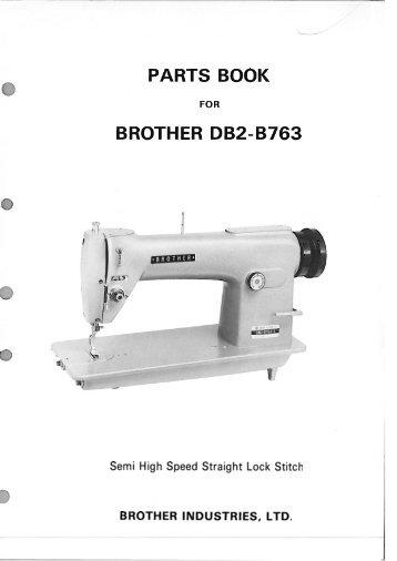 Brother Sewing Machine Db40 B40 40 Parts Machine Photos And Wallpapers Simple Db2 B755 3 Brother Sewing Machine Parts