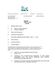 AGENDA APRIL 27, 2011 5:00 PM 1. Meeting called to order 2. A ...