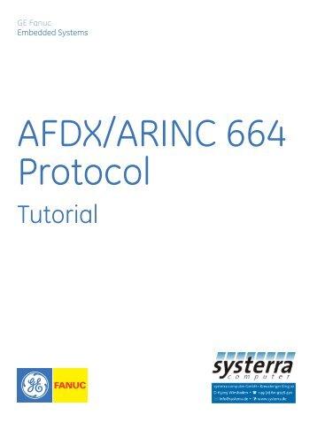 afdx/arinc 664