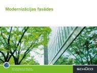 Ēku renovācijas sistēmas, logos iebūvējamās ventilācijas risinājumi